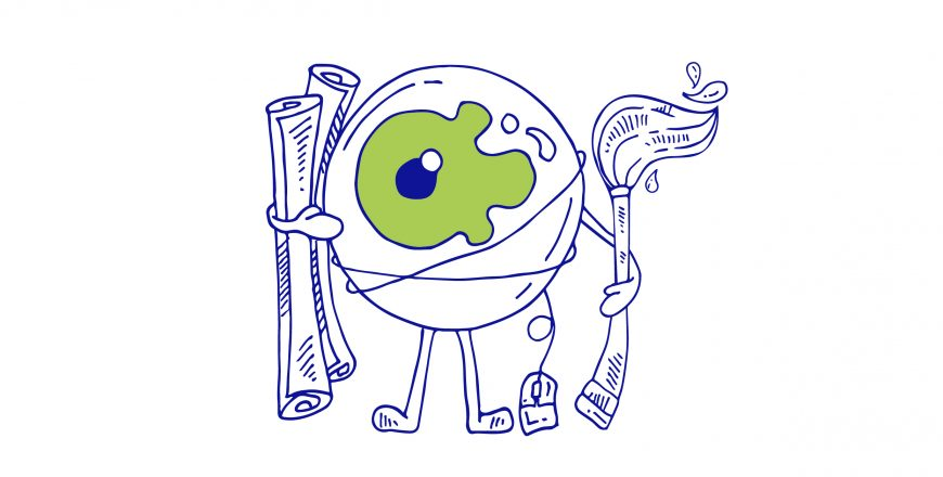графички дизајн за деца